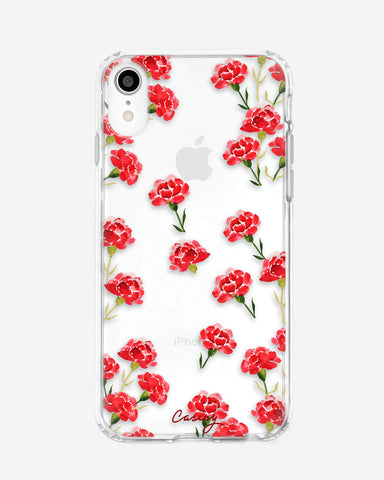 Carnation Nation iPhone XR Designer Case
