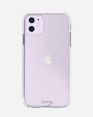 Crystal Clear iPhone 11 Designer Case