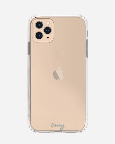 Crystal Clear iPhone 11 Pro Max Designer Case