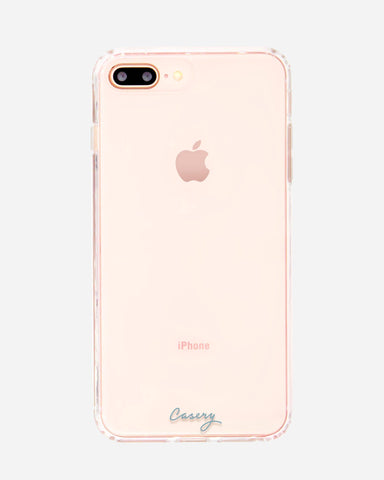 Crystal Clear iPhone 8/7/6/6s Plus Designer Case