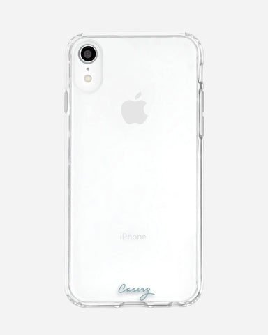 Crystal Clear iPhone XR Designer Case