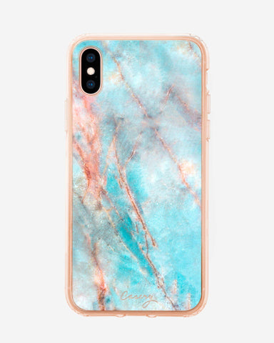 Frosty Marble iPhone X/Xs Designer Case