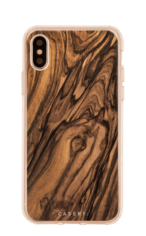 Oak iPhone XS MAX Designer Case