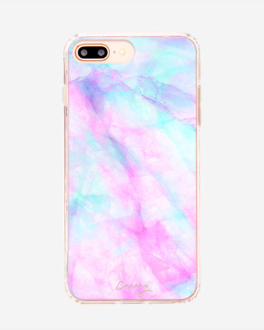 Iridescent Crystal iPhone 8/7/6/6s Plus Designer Case