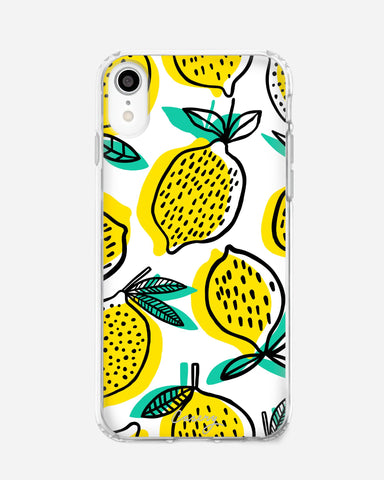 Main Squeeze iPhone XR Designer Case
