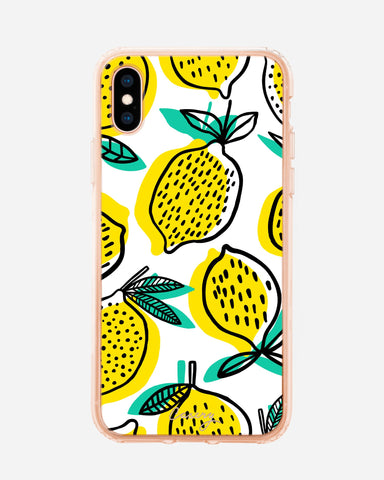 Main Squeeze iPhone XS MAX Designer Case