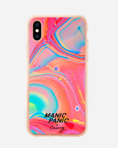 Manic Mix iPhone XS MAX Designer Case