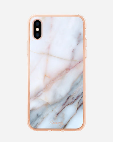 Neutral Marble iPhone X/Xs Designer Case