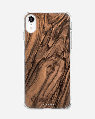 Oak iPhone XR Designer Case