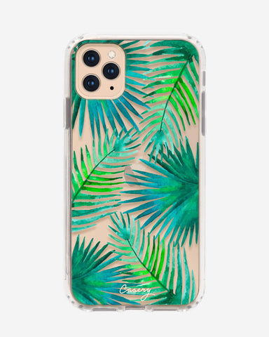 Palm Leaves iPhone 11 Pro Max Designer Case