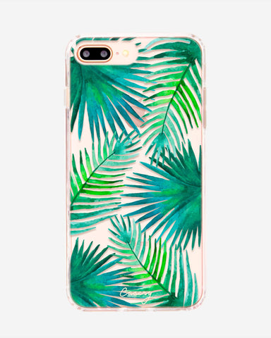 Palm Leaves iPhone 8/7/6/6s Plus Designer Case