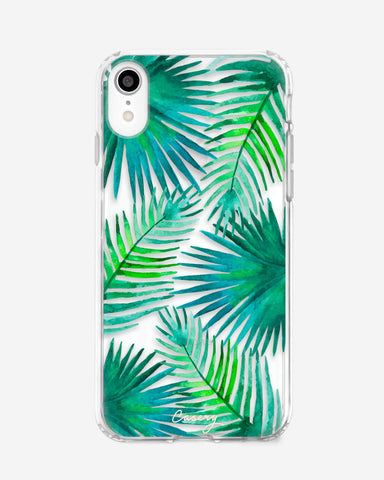 Palm Leaves iPhone XR Designer Case