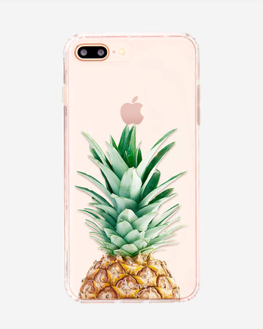Pineapple Top iPhone 8/7/6/6s Plus Designer Case
