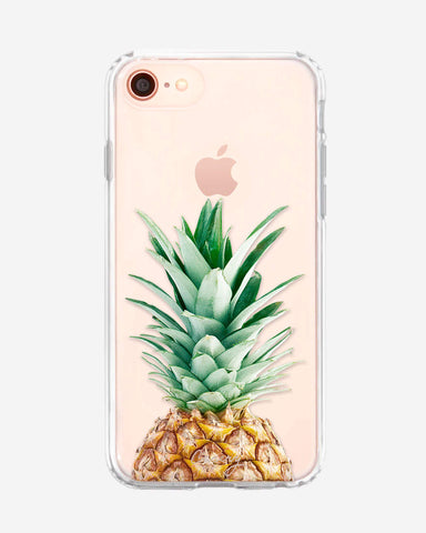 Pineapple Top iPhone 8/7/6/6s Designer Case