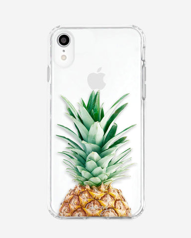 Pineapple Top iPhone XR Designer Case