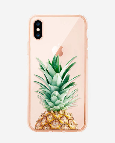Pineapple Top iPhone X/Xs Designer Case