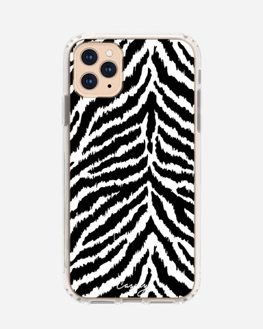Zebra Zeal iPhone 11 Pro Max Designer Case