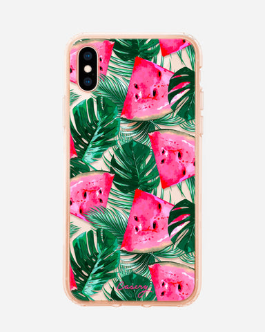 Quench iPhone XS MAX Designer Case
