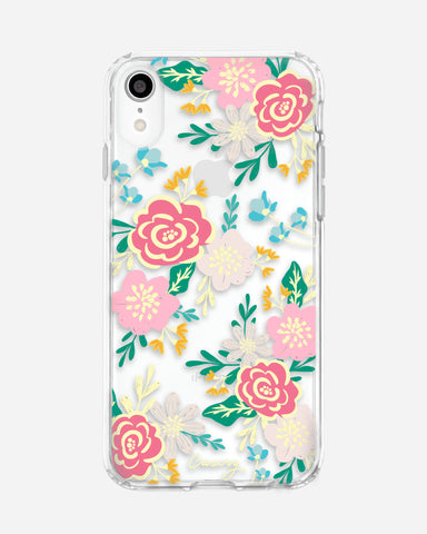 Rose Orchard iPhone XR Designer Case