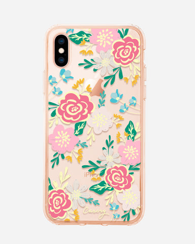 Rose Orchard iPhone X/Xs Designer Case