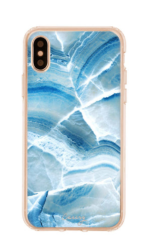 Aqua Marble iPhone X/Xs Designer Case