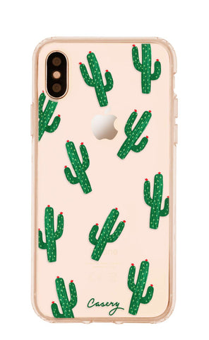 Cactus iPhone X/Xs Designer Case