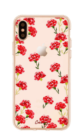 Carnation Nation iPhone X/Xs Designer Case
