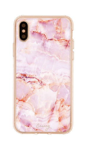 Rose Marble iPhone X/Xs Designer Case