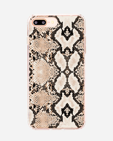 Snakeskin iPhone 8/7/6/6s Plus Designer Case