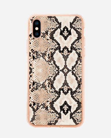 Snakeskin iPhone X/Xs Designer Case