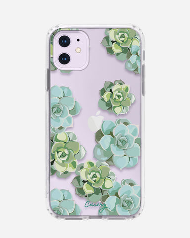 Succulents iPhone 11 Designer Case