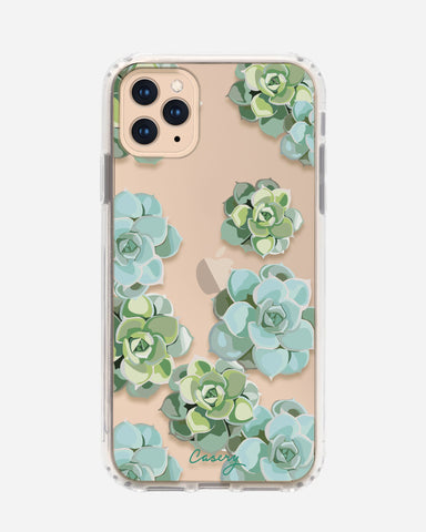 Succulents iPhone 11 Pro Max Designer Case