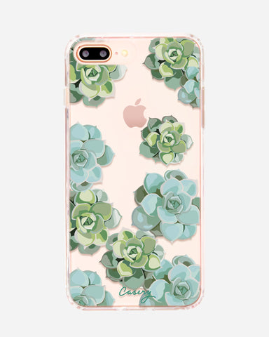 Succulents iPhone 8/7/6/6s Plus Designer Case