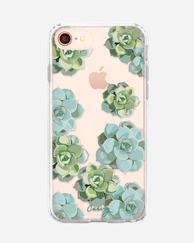 Succulents iPhone 8/7/6/6s Designer Case