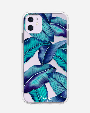 Tropical Leaves iPhone 11 Designer Case