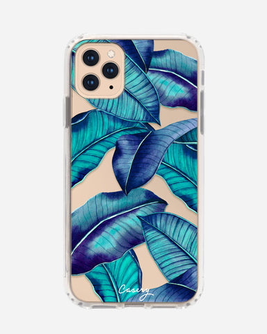 Tropical Leaves iPhone 11 Pro Max Designer Case
