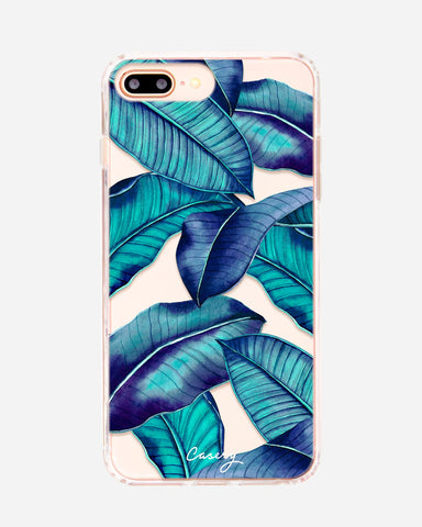 Tropical Leaves iPhone 8/7/6/6s Plus Designer Case