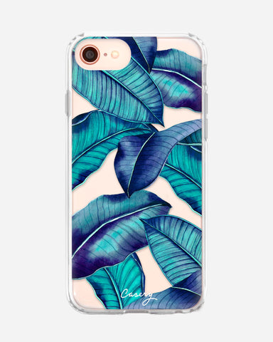 Tropical Leaves iPhone 8/7/6/6s Designer Case