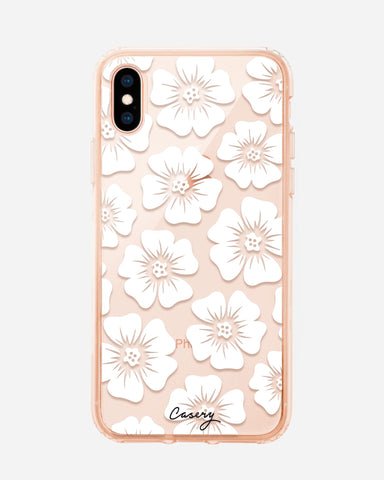 Gardenia Party iPhone X/Xs Designer Case