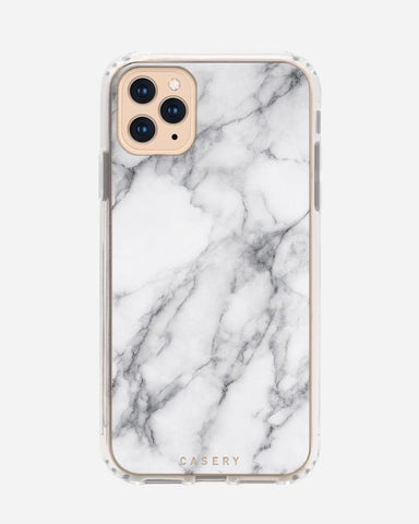White Marble iPhone 11 Pro Max Designer Case