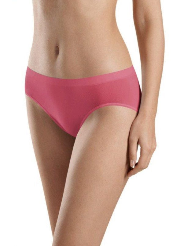 Deep Pink Touch Feeling Midi Briefs