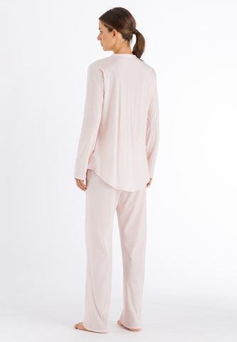Cotton Deluxe Long Sleeve Pyjama