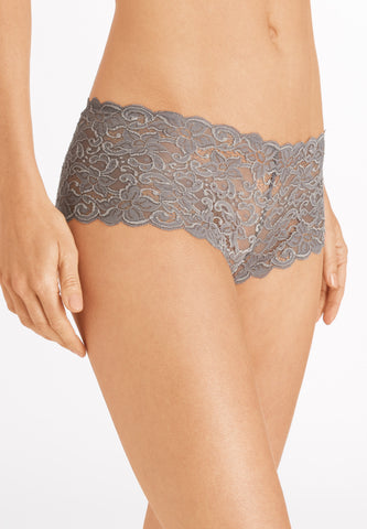 Smooth Grey Moments Maxi Briefs