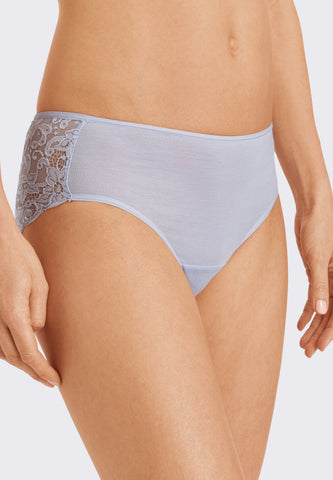 Lavender Frost Moments Midi Brief