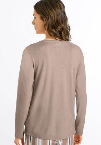 Sleep & Lounge Long Sleeve Shirt