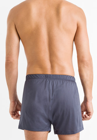 Lava Rock Cotton Sporty Boxer