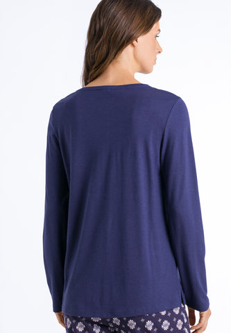 Nightshade Sleep & Lounge Long Sleeve Top