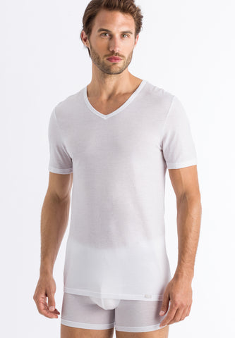 White Ultralight Short Sleeve Shirt