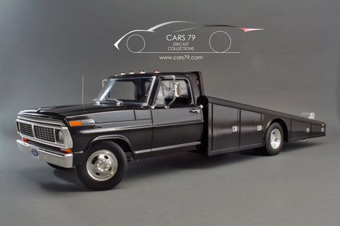 1/18 1970 Ford F-350 Ramp Truck by ACME Diecast