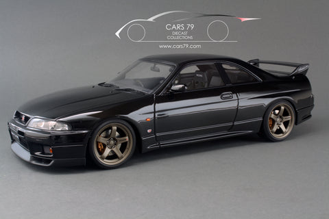 1/18 Nissan Skyline GT-R (R33) V-spec customized by Ignition Model (IG1314)